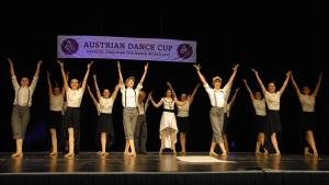 Austrian Dance Cup 2014
