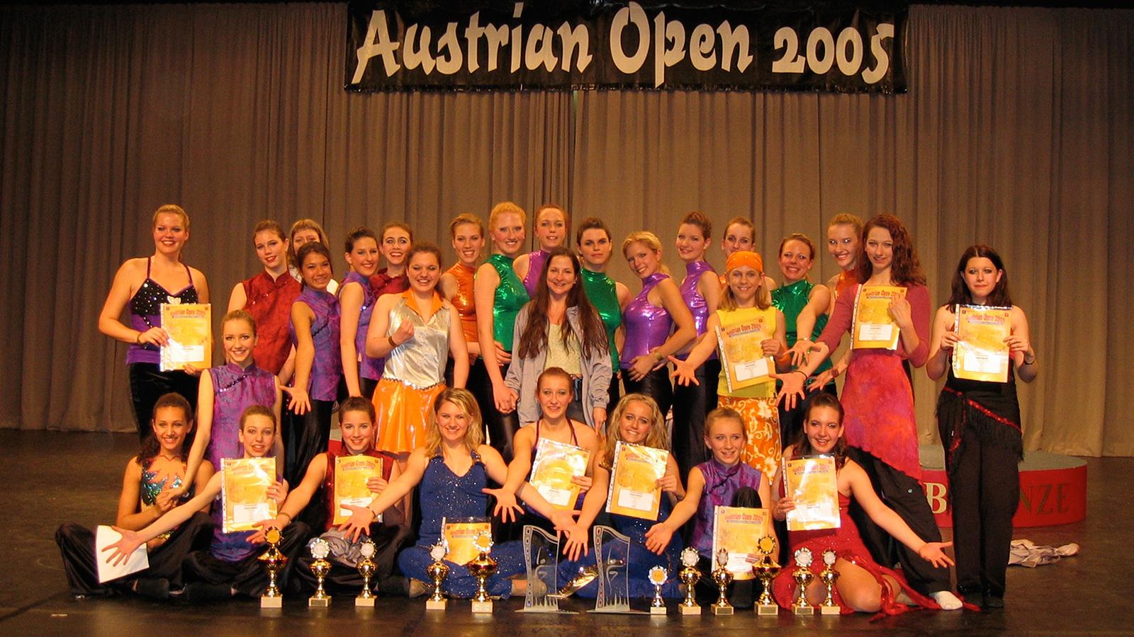 Austrian Open 2005