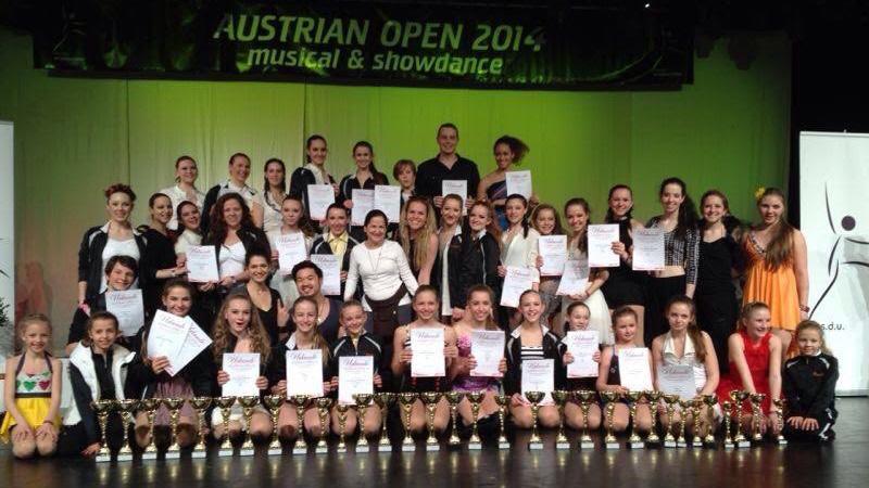 Austrian Open 2014