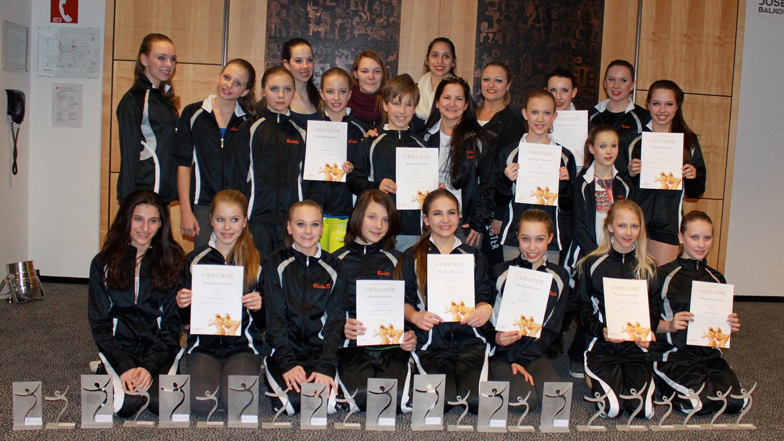 Ballettwettbewerb 2013