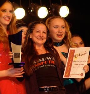 Beste Choreographie 2006 KrisTina Decker