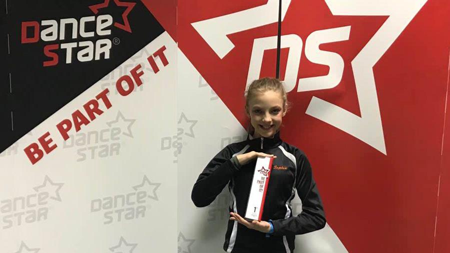 Sophie Gulyas DanceStar Slovakia 2018