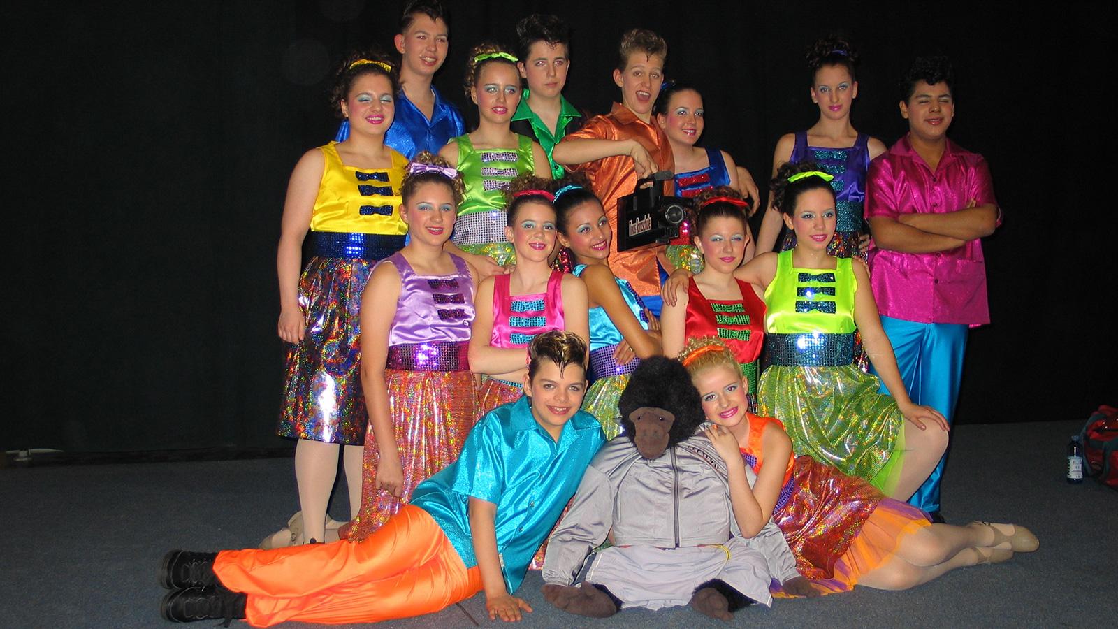 Nicest Kids in Town • Song & Dance Europameister, European Open 2004