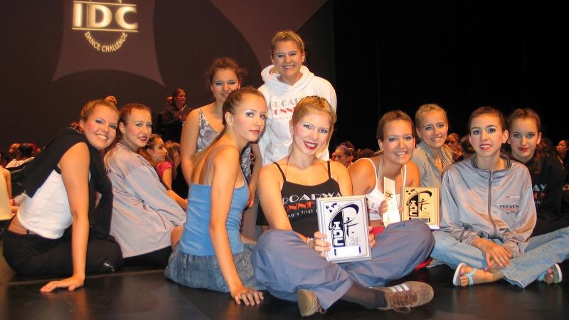 International Dance Challenge 2005