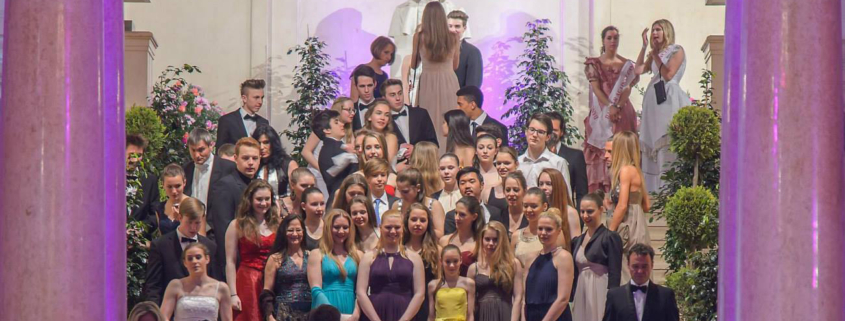 Unser Show-Team beim Dancer against Cancer Ball 2015