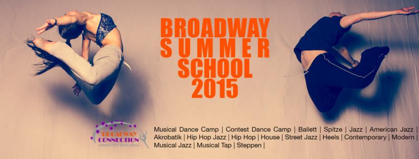 Broadway Summer School 2015