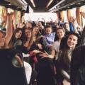 Bus nach Poreč 2017