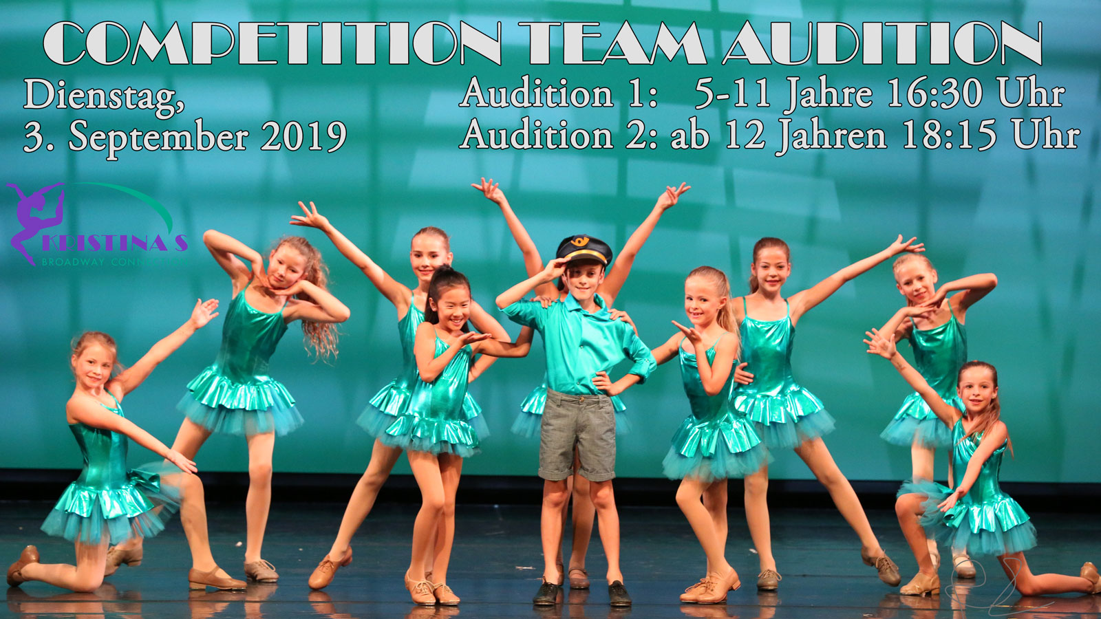 Competition Team Audition 2019