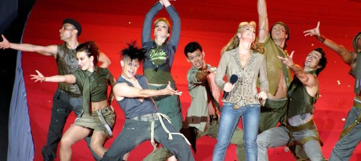 Life Ball 2006 mit Anastacia