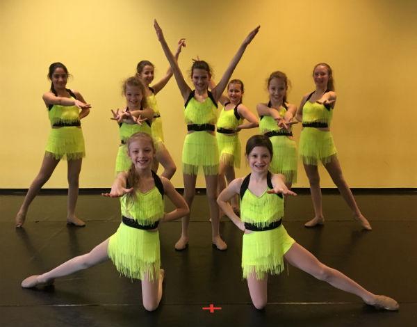 Kostümprobe DanceStar 2016