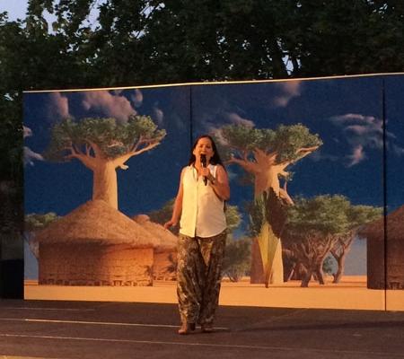 Mali Charity in Mörbisch