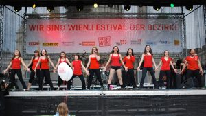 Festival der Bezirke