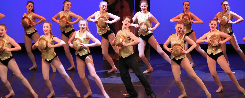 Broadway Jazz & Musical Dance