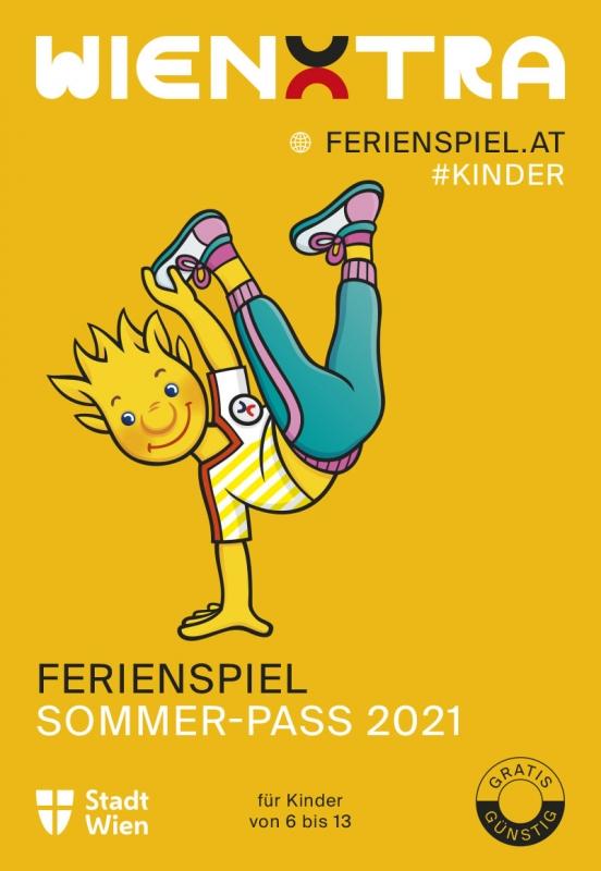 Poster Ferienspiel 2021
