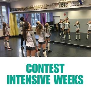 Contest Intensive Weeks